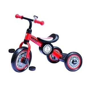 Aosom BMW Mini Ride On Toddler Tricycle