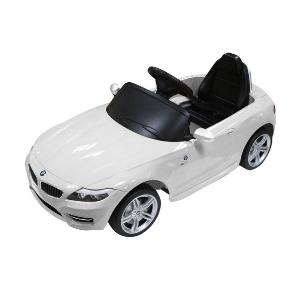 Shop Bmw Z4 Kids 6v Electric Ride On Toy Car With Parent Remote