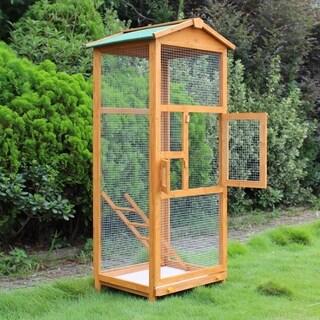 Pawhut Aviary Bird Cage