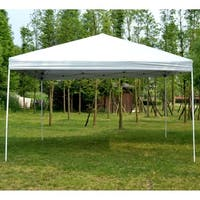 Outsunny Easy Canopy Pop Up Tent