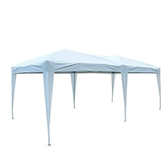 Outsunny Easy Pop Up Canopy Tent  sc 1 st  Overstock.com & Tents u0026 Outdoor Canopies For Less | Overstock.com