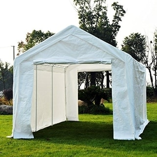 Outsunny Multi-Purpose Convertible Carport & Event Canopy Tent