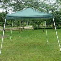 Outsunny Slant Leg Pop Up Canopy Tent