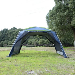 Outsunny Mesh Portable Outdoor Screen House Shelter