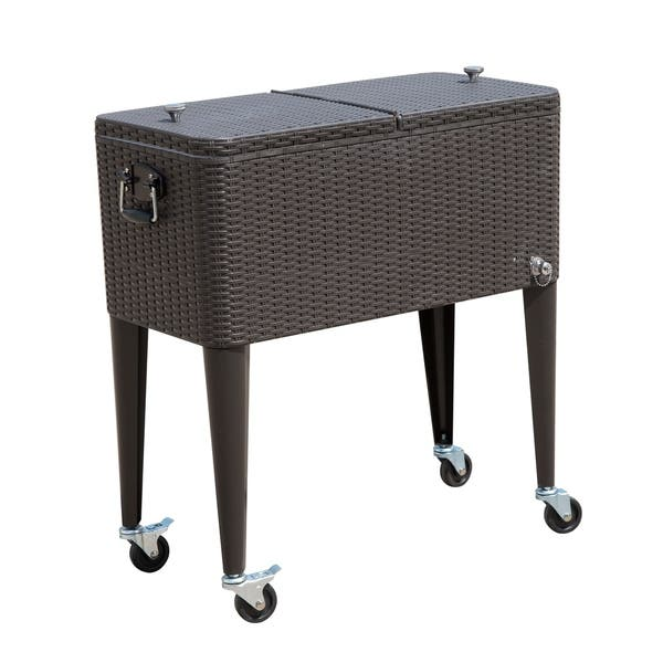 Outsunny 80 Quart Stainless Steel