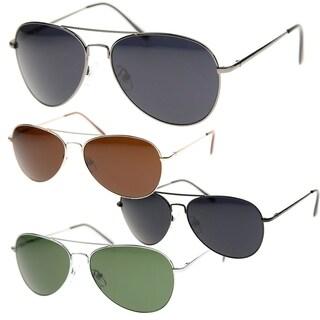 MLC Eyewear Retro Classic Fashion Tear Drop Aviator Sunglasses Model: NG30011G