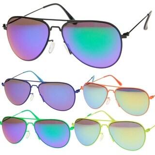MLC Eyewear Hipster Retro Fashion Aviator Sunglasses Model: NGJP7144