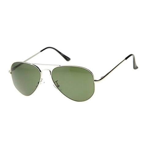MLC Eyewear Double Bridge Fashion Aviator Sunglasses Model: NGW3160
