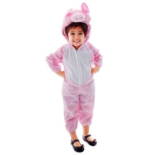 Kids' Adorable Farm Animal Halloween Costumes