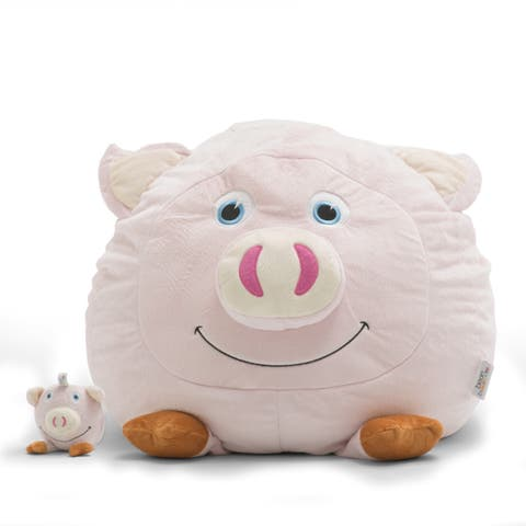 Buy Size Small Kids Bean Bag Chairs Online At Overstock
