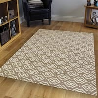 Bronte Disc Area Rug - 5'3 x 7'3