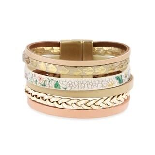 Handmade Saachi Multi Strand khaki Bracelet (China)|https://ak1.ostkcdn.com/images/products/18006756/P24177183.jpg?_ostk_perf_=percv&impolicy=medium