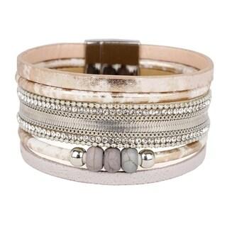 Handmade Saachi Indio Wrap Bracelet (China)