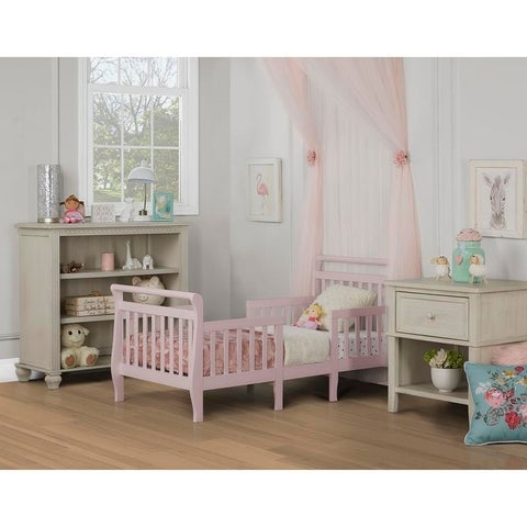Dream On Me Emma 3 in 1 convertible toddler bed