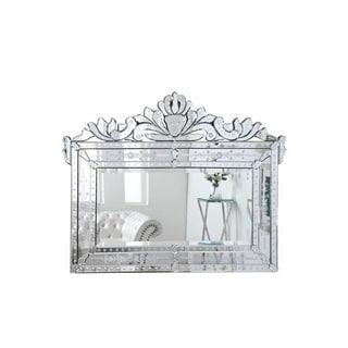 Venetian Clear 59-inch Transitional Mirror