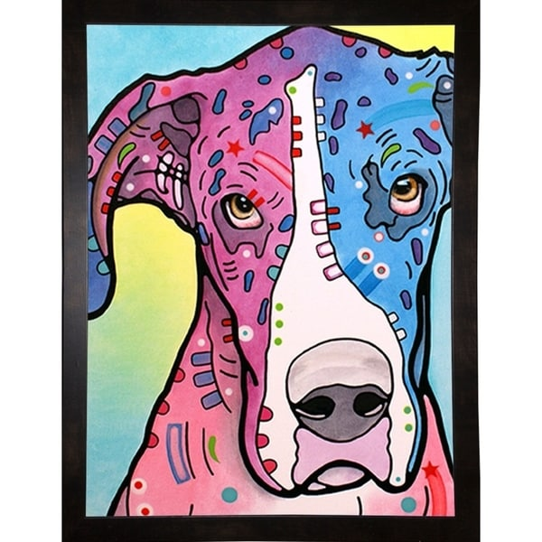 """Nobody's Fool Framed Print 6.5""""x4.75"""" by Dean Russo"""