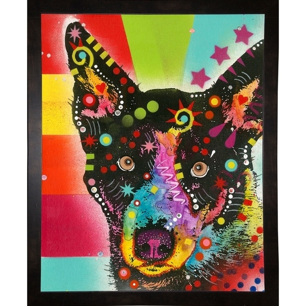 """Now Framed Print 39.75""""x32"""" by Dean Russo- Exclusive"""