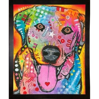 """Loving Joy Framed Print 39.75""""x31.75"""" by Dean Russo- Exclusive"""