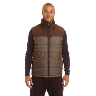 Champion Men's Herringbone Quilted Puffer Vest