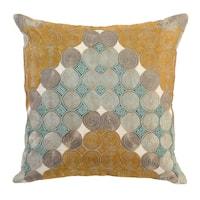 Kosas Home Mazza Linen 22-inch Throw Pillow