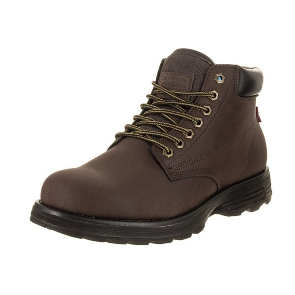 d512ee7d6caf3 Shop Levi's Men's Gordon Oily Boot - Free Shipping Today - Overstock ...
