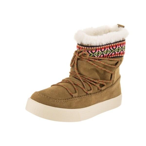 f57d4b646f6 Shop Toms Women s Alpine Waterproof Boot - Free Shipping Today ...