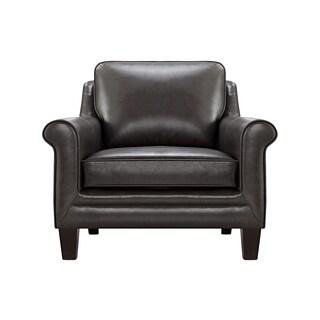 Clifton Top Grain Italian Leather Club Chair