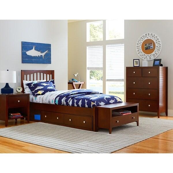 Nebraska Furniture Mart Labor Day Sale 2019: Shop Hillsdale Pulse Twin Mission Bed With Storage