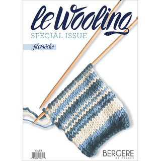 Bergere De France Le Wooling Magazine-Special Issue Filomeche