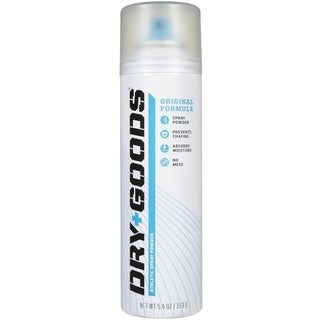 DRY+GOODS Athletic Spray Powder
