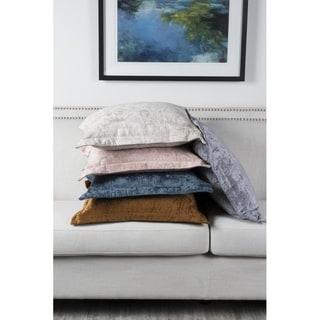 Kosas Home Lapis Velvet 22-inch Throw Pillow