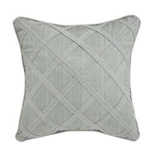Caterina Square 18 Inch Throw Pillow