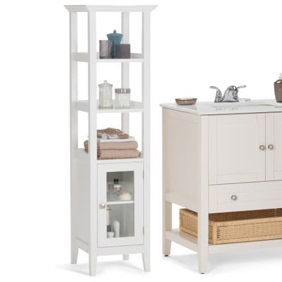 12 24 Inches Bathroom Cabinets