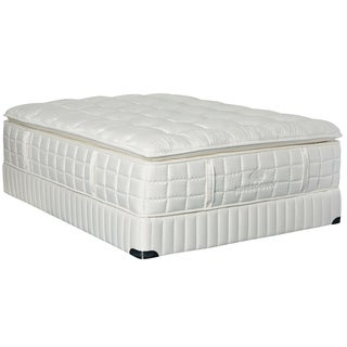 Kingsdown Vintage Elite Mosaic 17-inch King-size Pillow Top Luxury Mattress Set