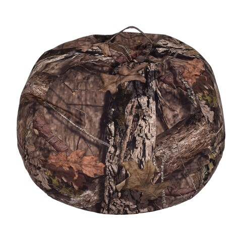 Mossy Oak Brown Bean Bag - XLarge