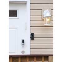 iPM Apex Smart Doorbell - Black
