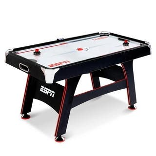 ESPN 5 Foot Air Hockey Table with LED Scorer|https://ak1.ostkcdn.com/images/products/18009224/P24179095.jpg?impolicy=medium