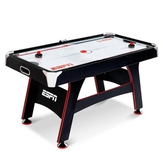 ESPN 5 Foot Air Hockey Table with LED Scorer