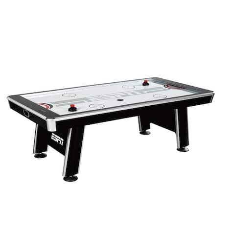 ESPN 8ft. Silver Streak Air Powered Hockey Table
