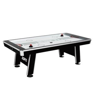 ESPN 8 ft. Silver Streak Air Powered Hockey Table