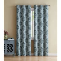 VCNY Home Gianne Jacquard Panel Pair