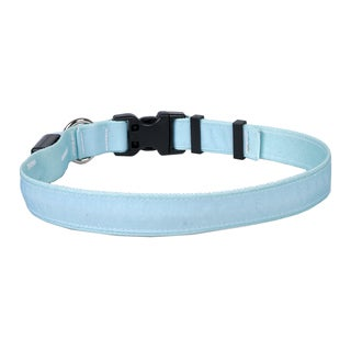 Yellow Dog Orion LED Collar - Solid Winter Frost