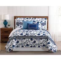 Style 212 Danica Chinoiserie 6-Piece Quilt Set