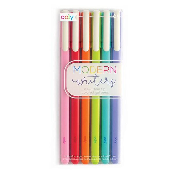 OOLY Modern Writers Gel Pens (Pack of 2)