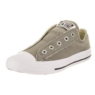 Converse Kids Chuck Taylor All Star Slip Ox Basketball Shoe (Option: 11.5)