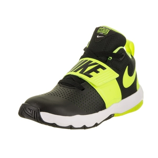 the latest 51a8b 47623 Nike Kids Team Hustle D 8 (GS) Basketball Shoe