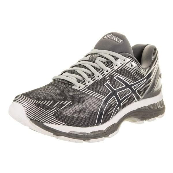 size 40 1e086 56493 Shop Asics Men's Gel-Nimbus 19 (2E) Wide Running Shoe - Free ...