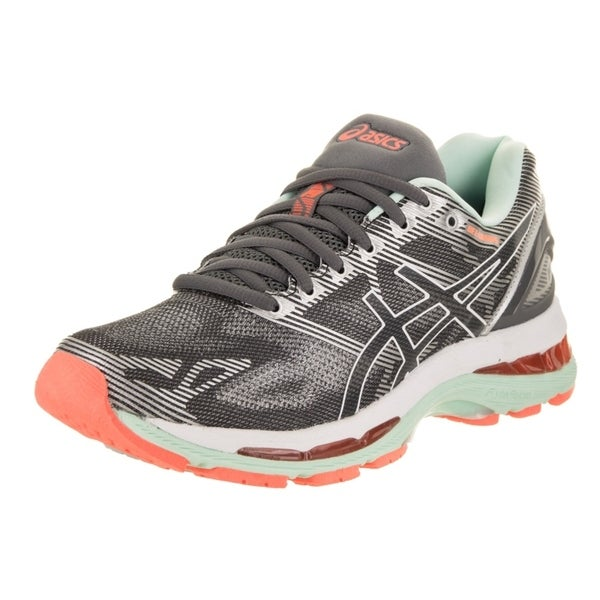 half off 46b2a 6b4d8 Shop Asics Women's Gel-Nimbus 19 (2A) Narrow Running Shoe ...