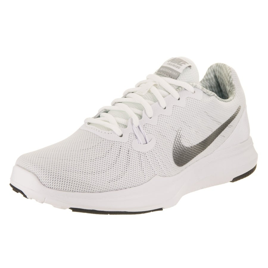 Nike Women's In-Season Tr 7 Training Shoe (7), White (Syn...