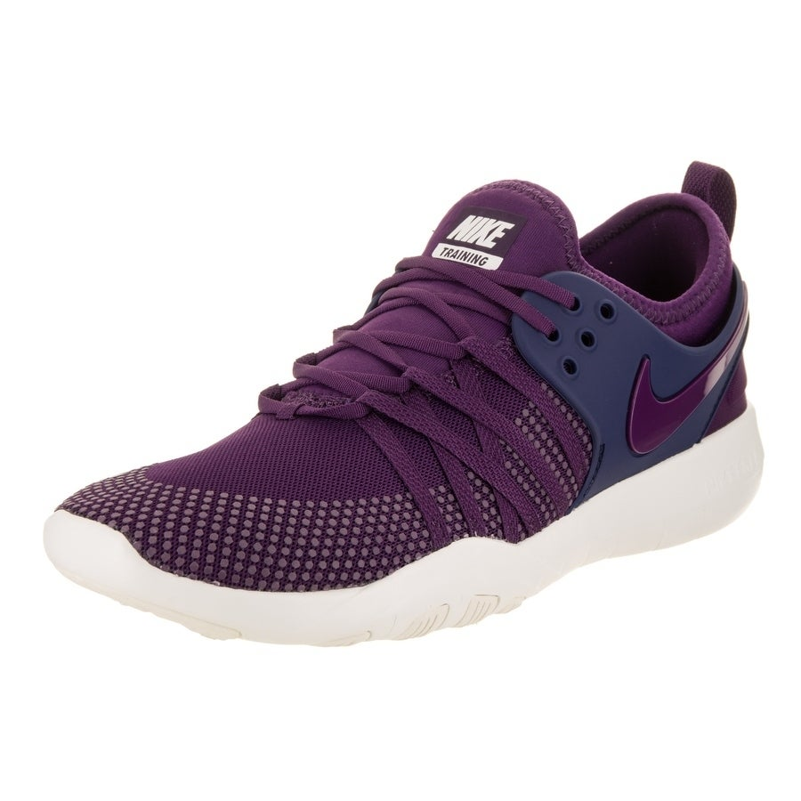 Nike Women's Free Tr 7 Training Shoe (9), Purple (Synthet...